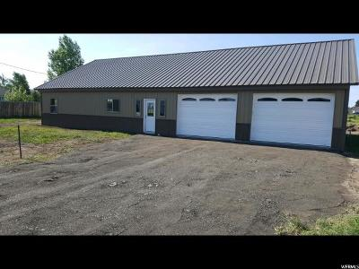 Single Family Home For Sale: 590 Boise St