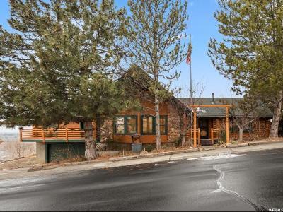 Utah County Single Family Home For Sale: 10219 N Oak W