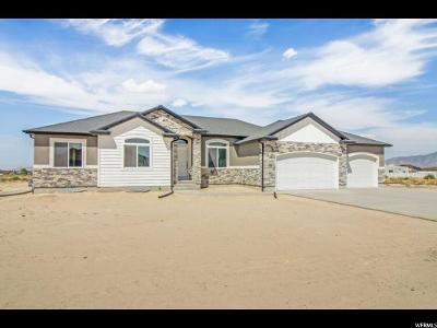 Grantsville Single Family Home For Sale: 719 Welles Cannon Rd #809
