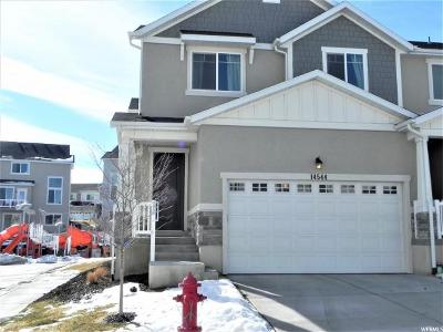 Herriman Townhouse For Sale: 14544 S Juniper Shade Dr #230
