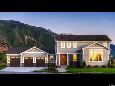 Utah County Single Family Home For Sale: 1938 E 1885 S