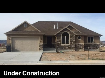 Nephi Single Family Home Under Contract: 1042 S 175 E #7