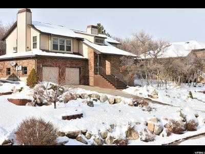 Layton Single Family Home For Sale: 3515 N 2400 E