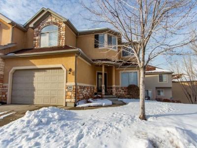 Draper Townhouse For Sale: 923 E Flathead Ct S