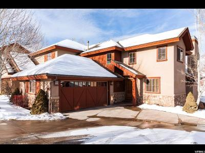 Wasatch County Single Family Home For Sale: 1060 W Lime Canyon Rd