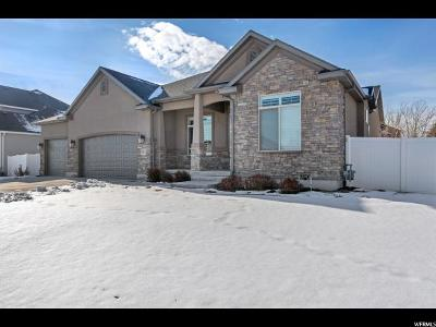South Jordan Single Family Home For Sale: 11694 S Rolling Creek Way