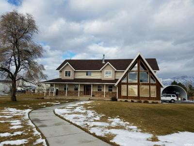Lehi Single Family Home For Sale: 2092 W 1700 N
