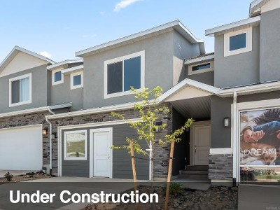 Herriman Townhouse For Sale: 5152 W Duet Dr #2004