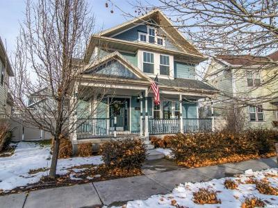 South Jordan Single Family Home For Sale: 4202 W Tahoe Way S