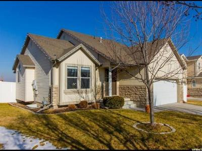 Herriman Single Family Home For Sale: 5654 W Prospero Ln S