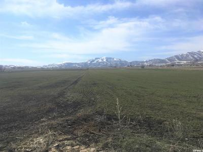 Wellsville Residential Lots & Land For Sale: 3545 W 6100 S