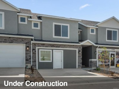 Herriman Townhouse For Sale: 5174 W Duet Dr #2009