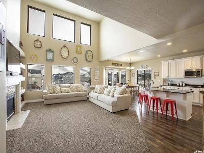 West Jordan UT Single Family Home For Sale: $610,000