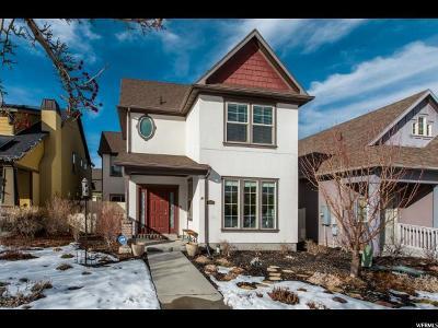 South Jordan Single Family Home For Sale: 10922 S Indigo Sky Way