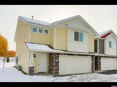 Hyrum Townhouse For Sale: 251 W 20 N