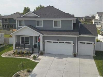Lehi Single Family Home For Sale: 101 W 1500 S