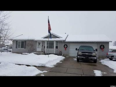 Hyrum Single Family Home For Sale: 106 S 1100 E
