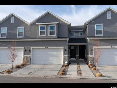Herriman Townhouse For Sale: 5136 W Laureston Way S