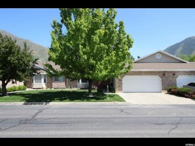 Spanish Fork Townhouse For Sale: 1737 Fairway Ln