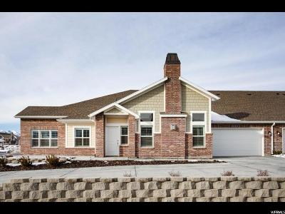 South Jordan Townhouse For Sale: 3252 W Harvest Chase Dr