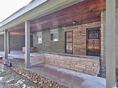 Salt Lake City Single Family Home For Sale: 739 N West Capitol St W