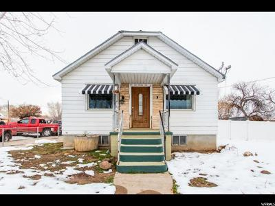 Single Family Home For Sale: 153 N 4th St E