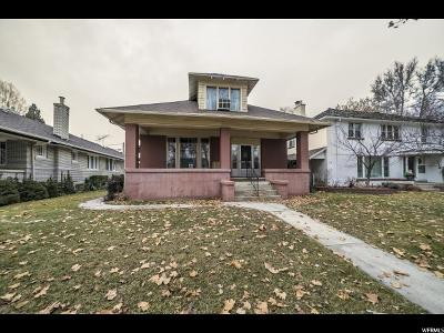 Provo Single Family Home For Sale: 555 E Center St