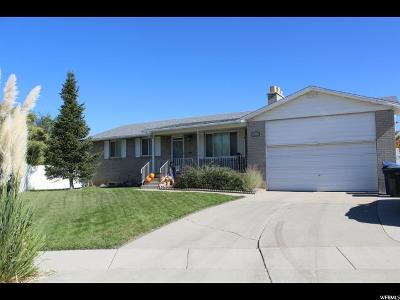 West Valley City Single Family Home For Sale: 1990 W 4020 S