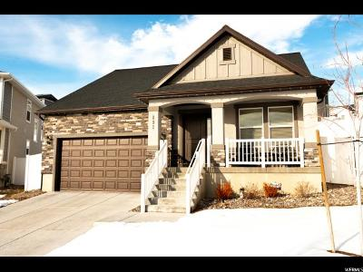 Lehi Single Family Home For Sale: 892 W 4050 N