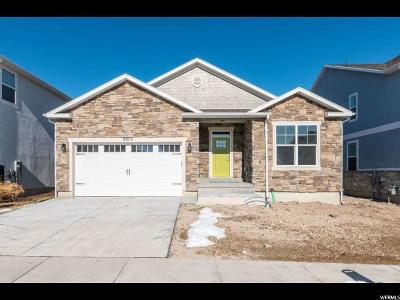 West Jordan Single Family Home For Sale: 2872 W Nairn Way S