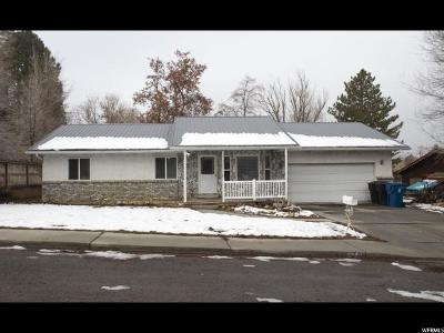 Payson Single Family Home For Sale: 274 S 400 E