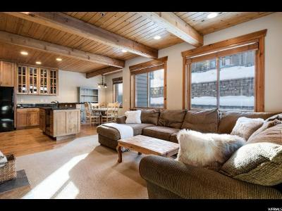 Park City Townhouse Under Contract: 568 Deer Valley Dr #10