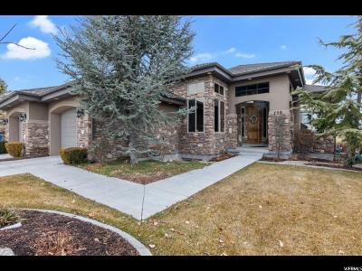 Orem Single Family Home For Sale: 758 W Fairway Ln S