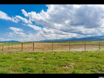 Tooele County Residential Lots & Land For Sale: 1259 W Cortland Rd