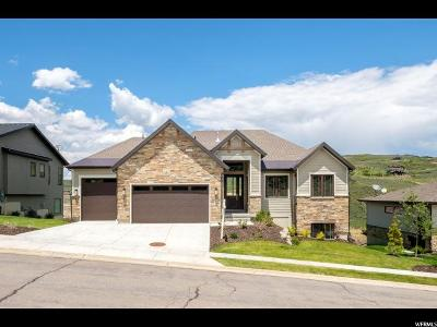 Wasatch County Single Family Home For Sale: 13215 Alexis Dr