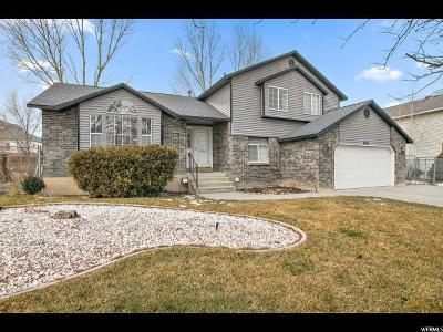 South Jordan Single Family Home For Sale: 9956 Orchard View Dr