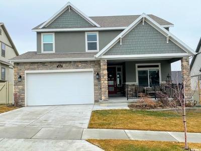 Herriman Single Family Home For Sale: 4268 W Hadley Wood Ln S