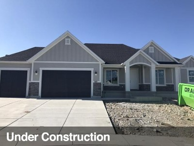 Elk Ridge Single Family Home For Sale: 259 W Hayden Cir #66