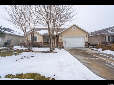 Tooele Single Family Home For Sale: 813 N 730 W