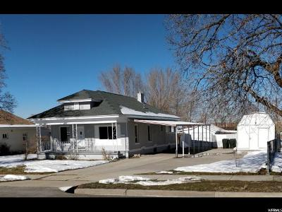 Single Family Home For Sale: 161 E Utah Ave N