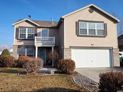 Lehi Single Family Home For Sale: 813 S 1660 W