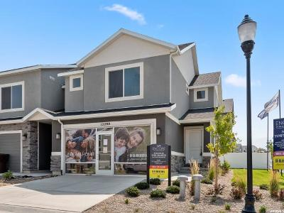 Herriman Townhouse For Sale: 5172 W Duet Dr #2008