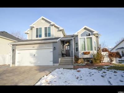 Kaysville Single Family Home For Sale: 1761 S 500 E