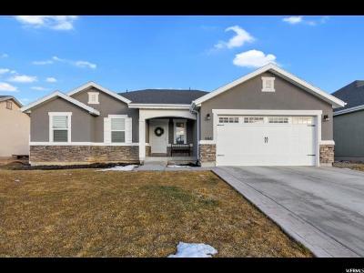 Spanish Fork Single Family Home For Sale: 596 N 2040 E