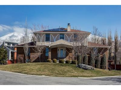 Orem Single Family Home For Sale: 623 E Meadowlark Rd N