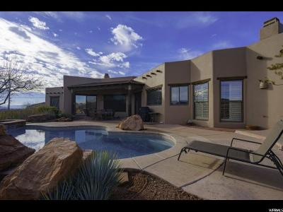 St. George Single Family Home For Sale: 2030 Chettro Trl
