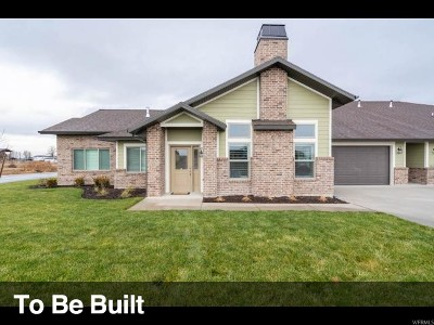 Mapleton Townhouse Under Contract: 200 S 1600 W