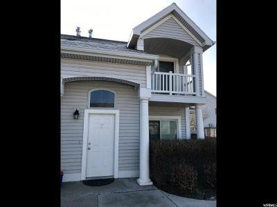 Springville Condo For Sale: 2485 W 450 S #7