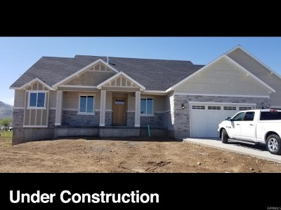 Herriman Single Family Home For Sale: 7399 W High Country Rd S