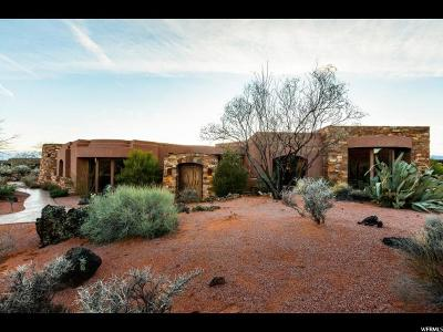 St. George Single Family Home For Sale: 2763 N Chaco Trl #47